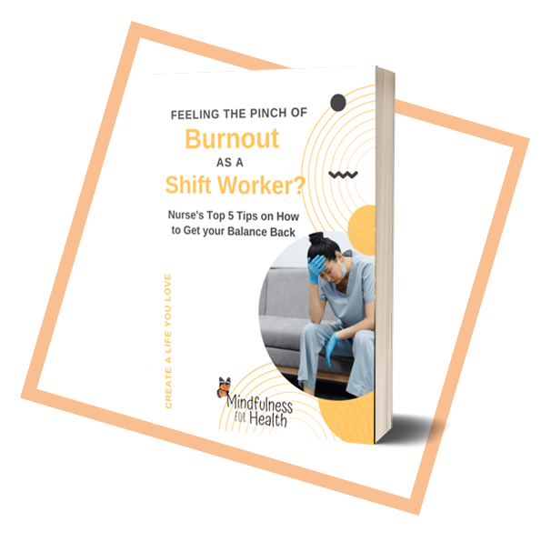 Feeling the pinch of burnout as a shift worker - worker book